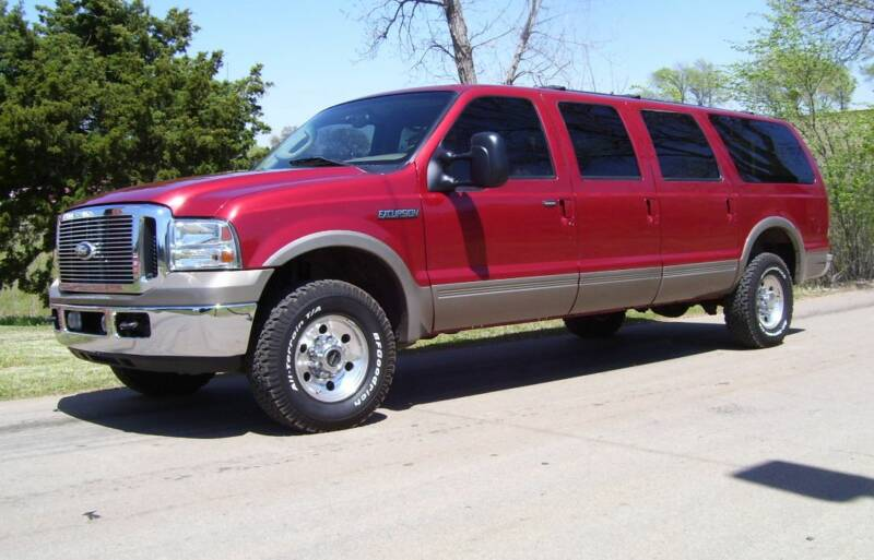 FORD EXCURSION - 58px Image #15