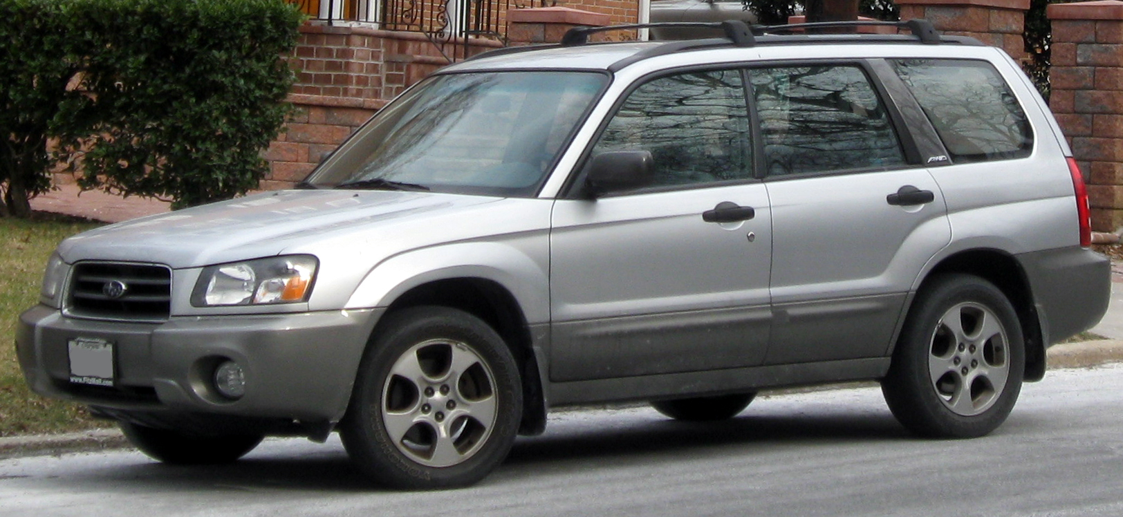 2003 Subaru Forester Information And Photos Momentcar