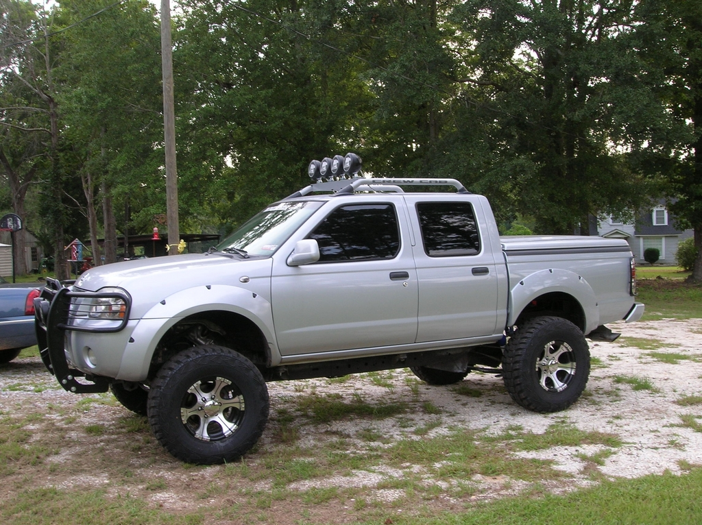 2003 Nissan Frontier Information And Photos Momentcar
