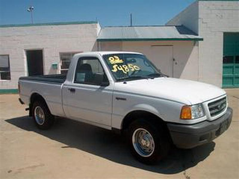 2003 Ford Ranger Information And Photos Momentcar