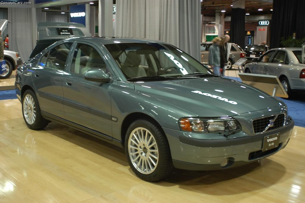 2003 volvo s60 information and photos momentcar. Black Bedroom Furniture Sets. Home Design Ideas