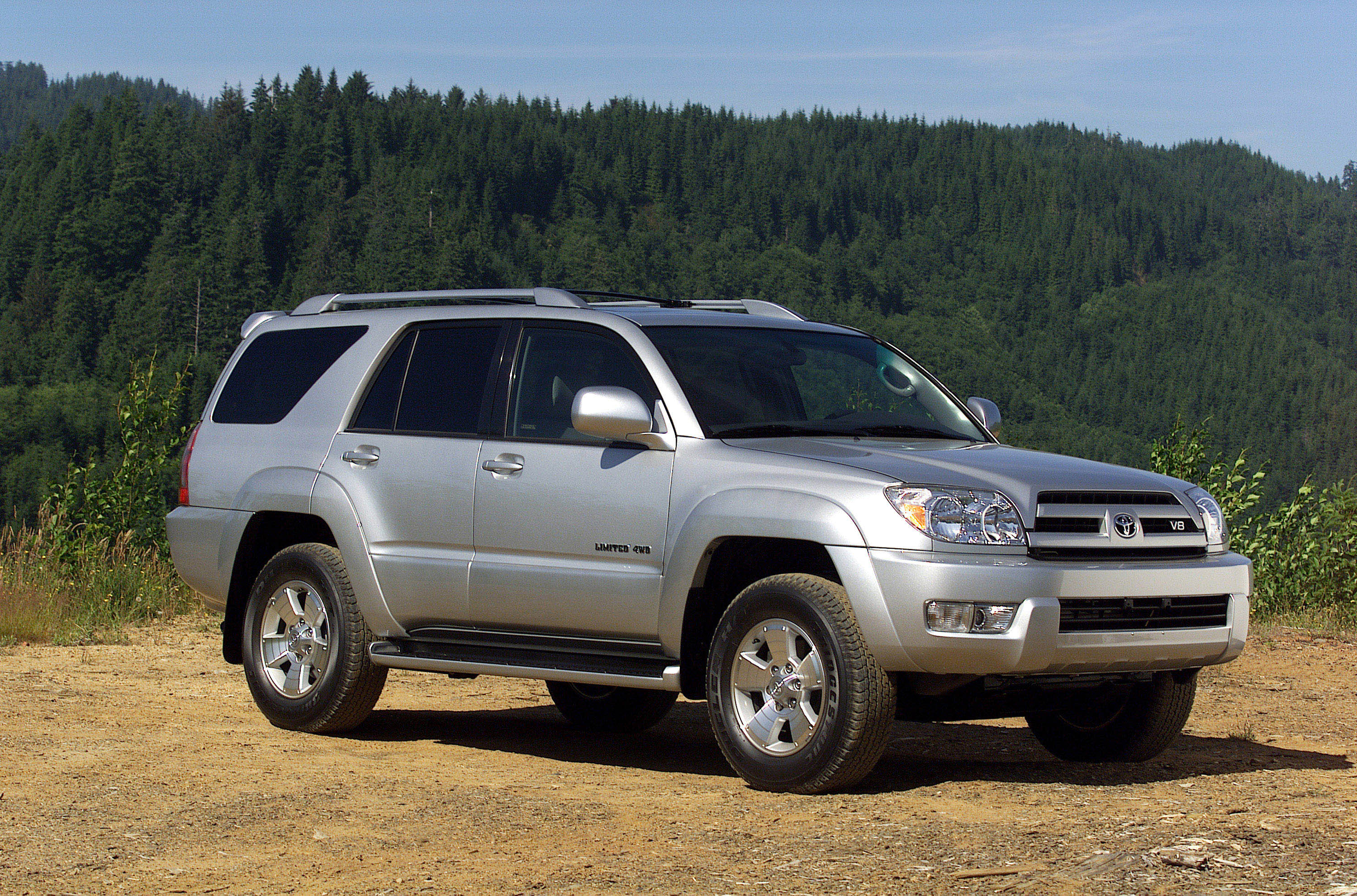 2004 Toyota 4runner Information And Photos Momentcar