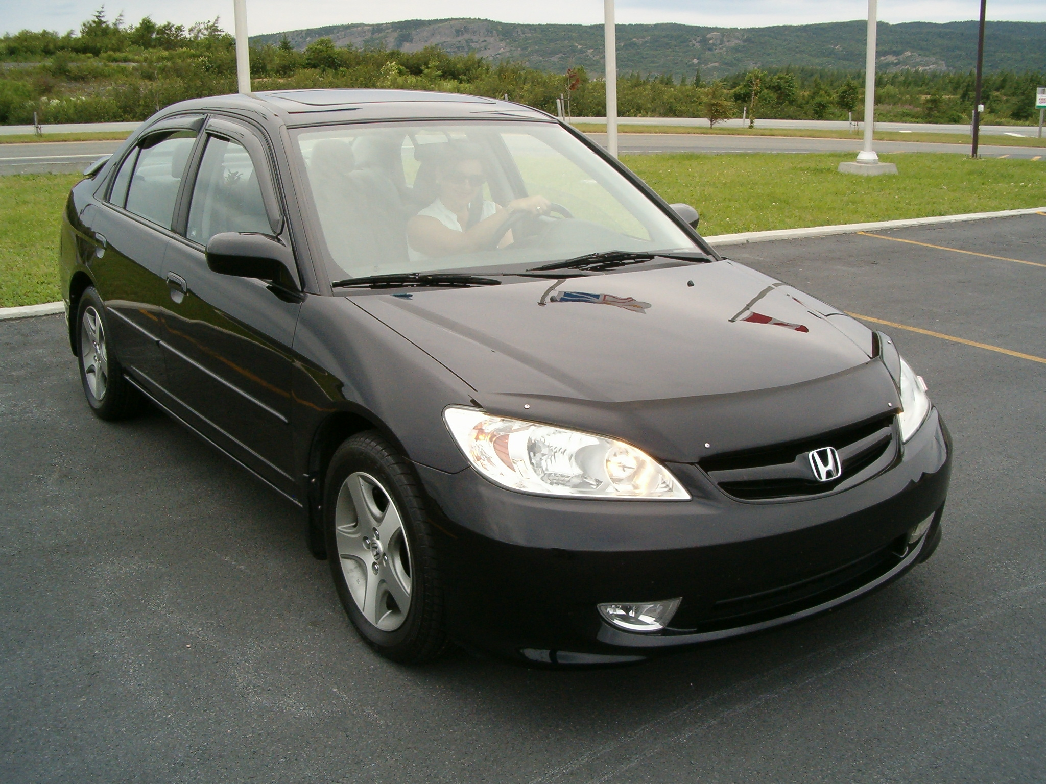 2004 Honda Civic Information And Photos Momentcar