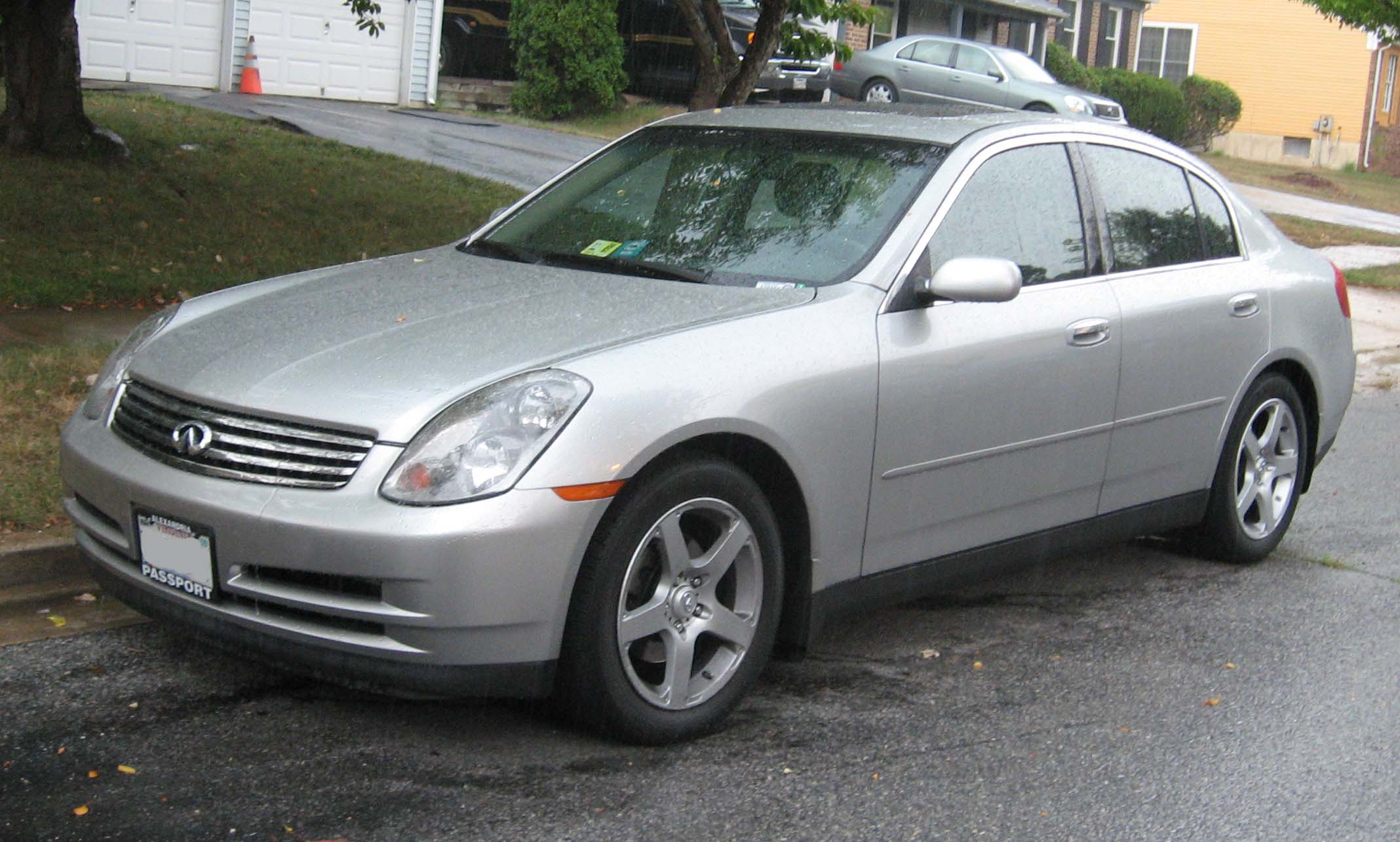 2004 infiniti g35 information and photos momentcar 2004 g35 1 2004 g35 1 vanachro Images