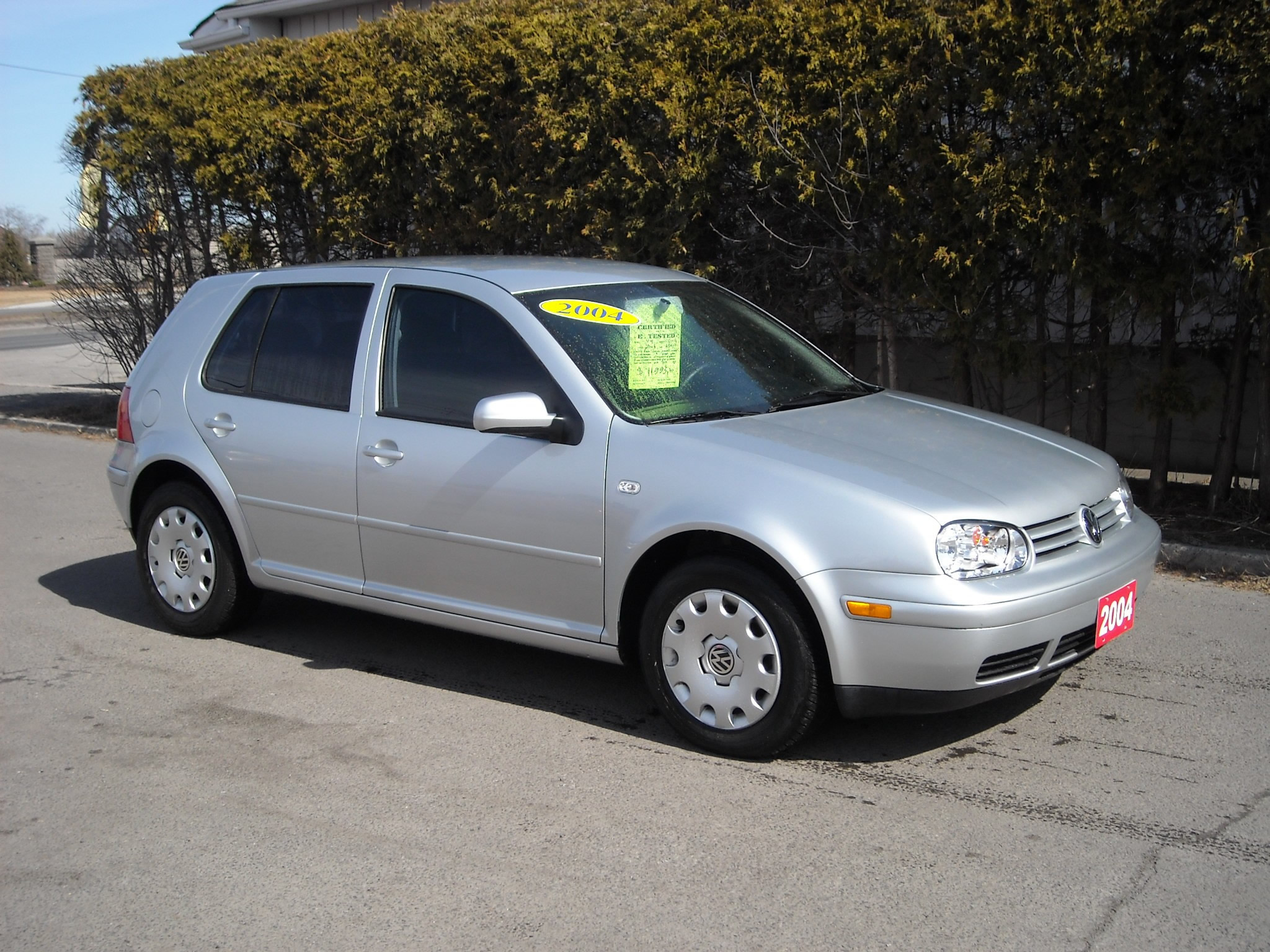 2004 Volkswagen Golf Information And Photos Momentcar