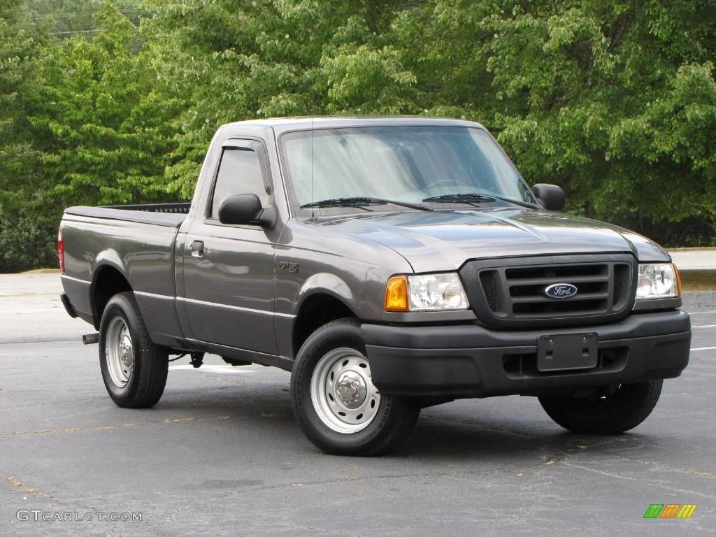 2004 Ford Ranger Information And Photos Momentcar