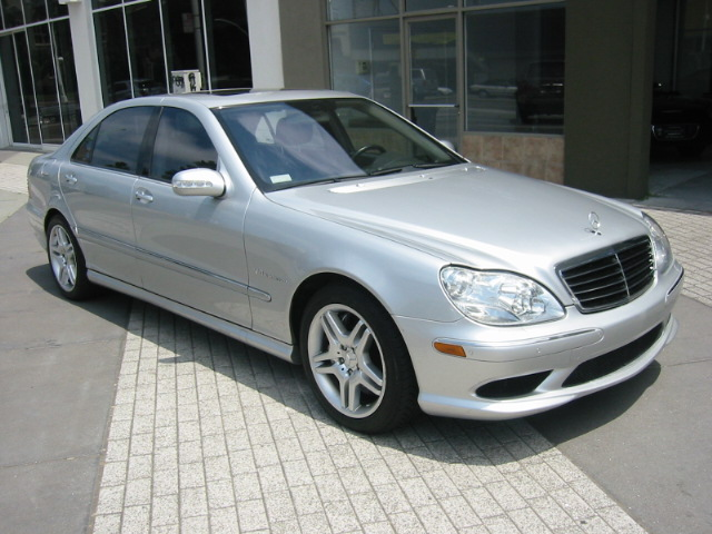 2004 Mercedes-Benz S-Class - Information and photos - MOMENTcar
