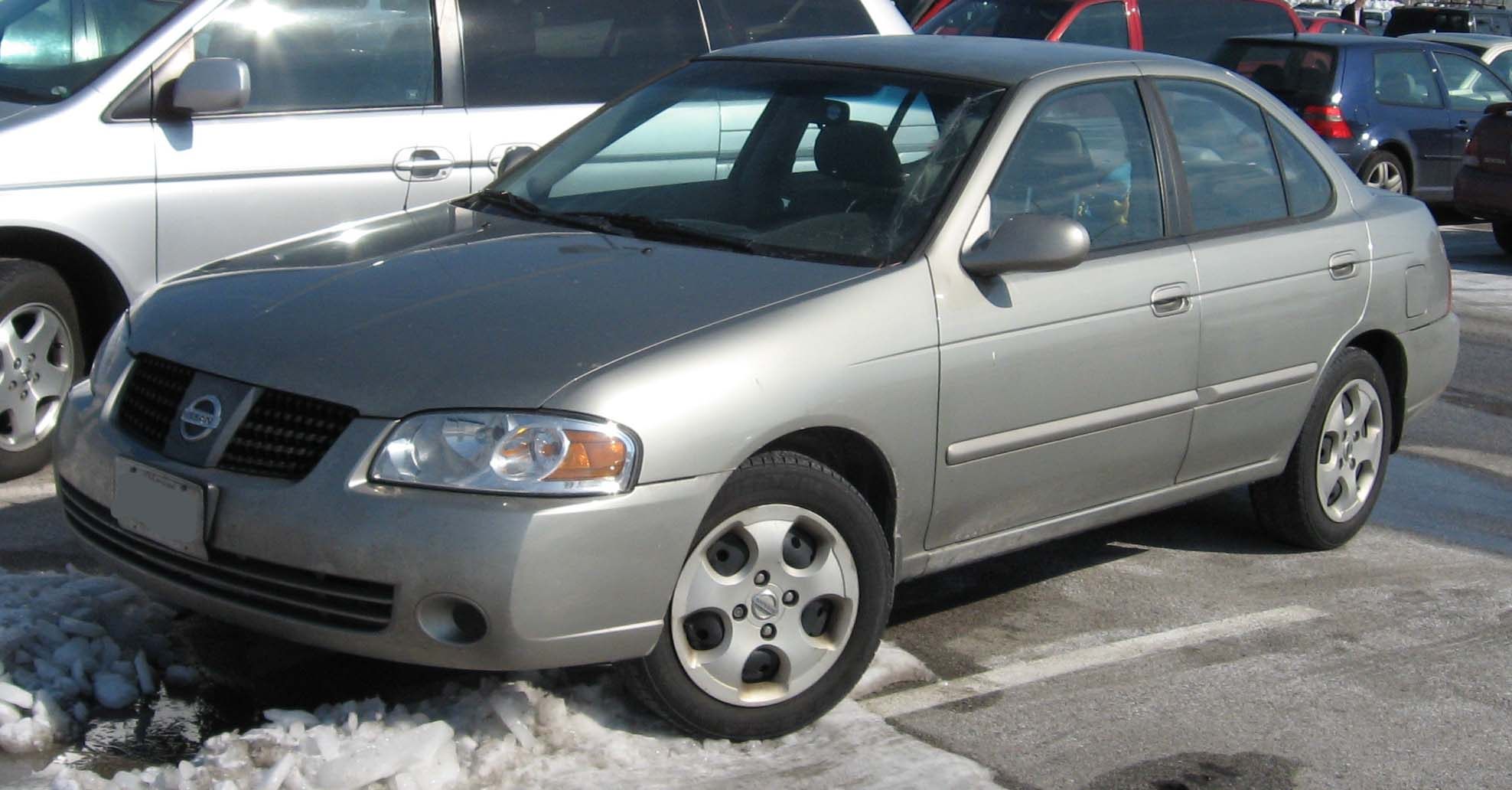 2004 nissan sentra - information and photos - momentcar