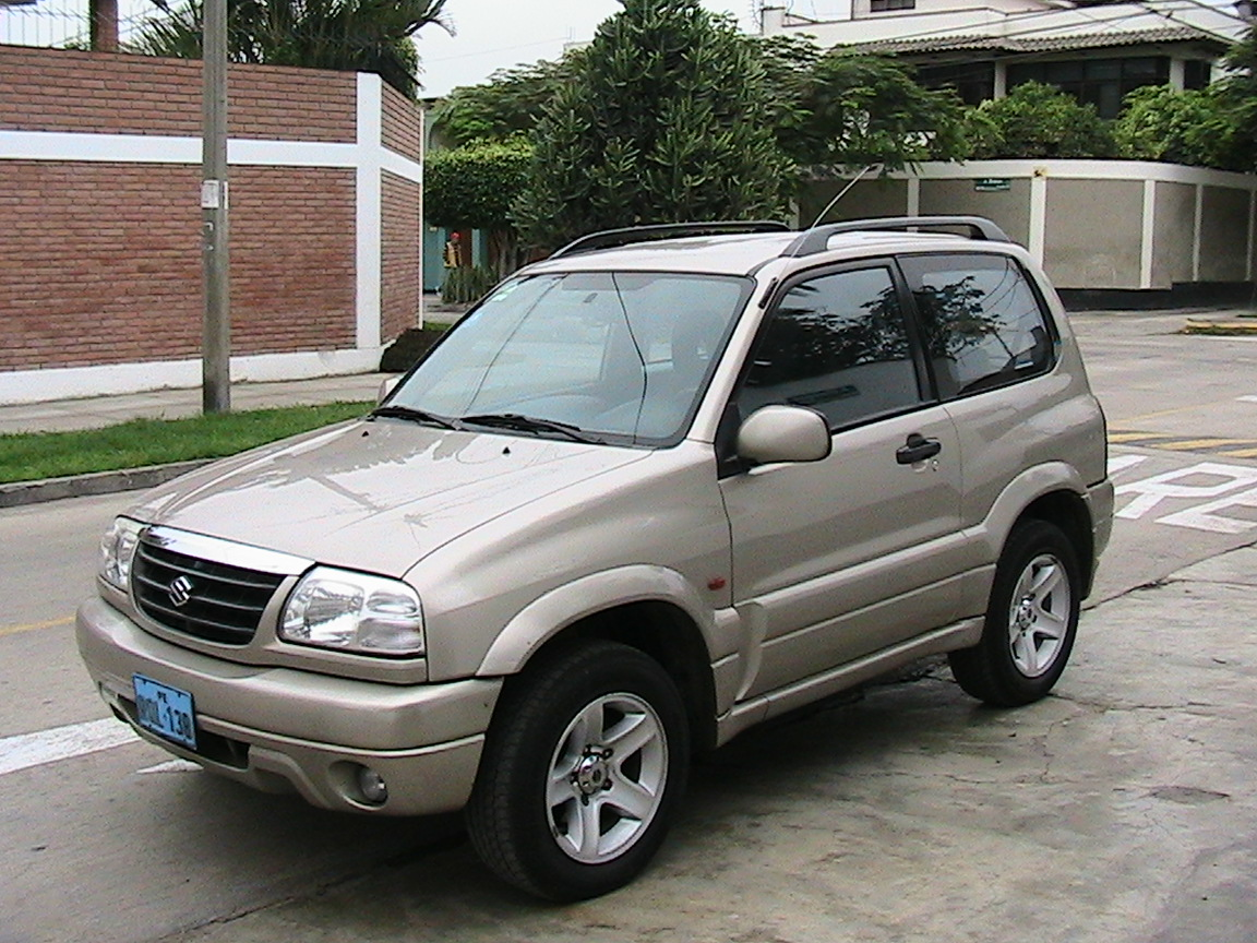 Suzuki Grand Vitara Running Boards