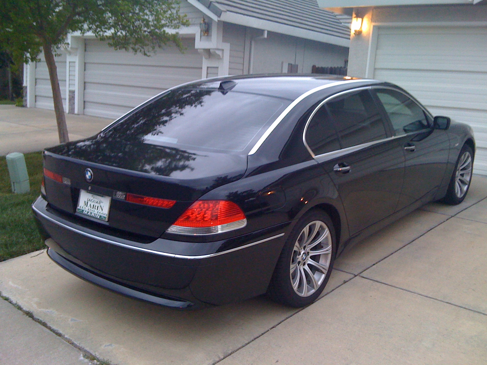 2005 Bmw 7 Series Information And Photos Momentcar