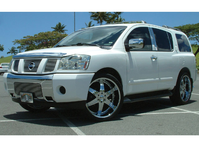 2005 Nissan Armada Information And Photos Momentcar