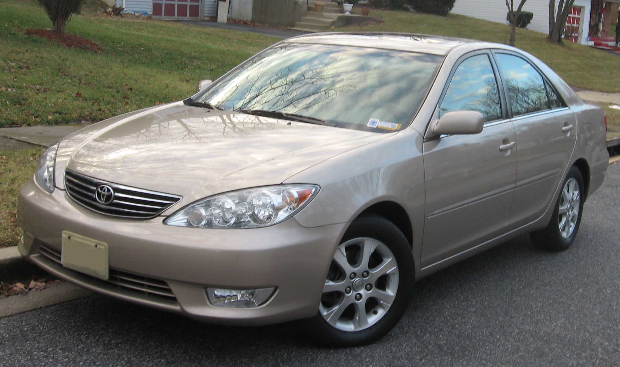 2005 toyota camry information and photos momentcar. Black Bedroom Furniture Sets. Home Design Ideas