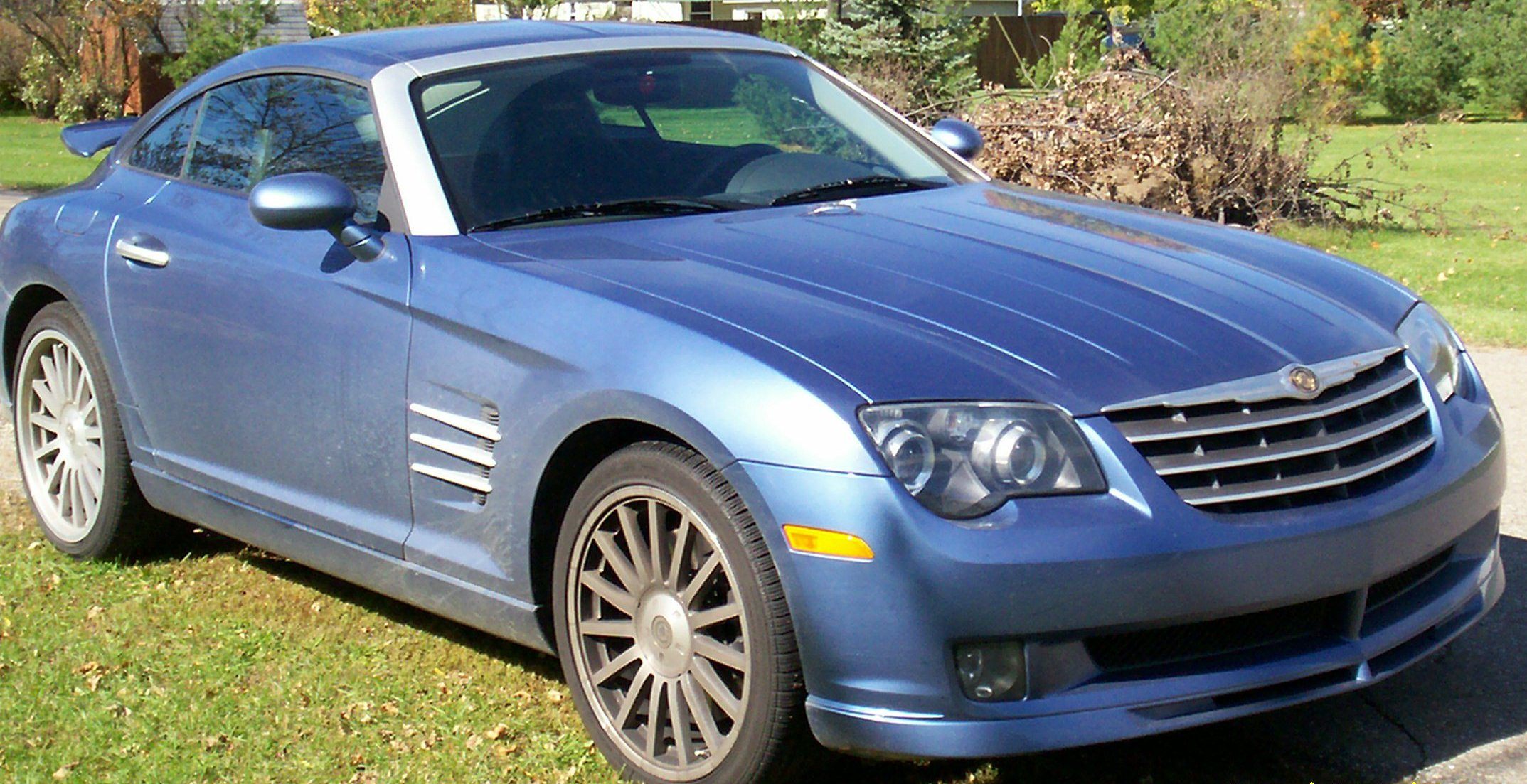 chrysler buick specs cars autoevolution crossfire roadster