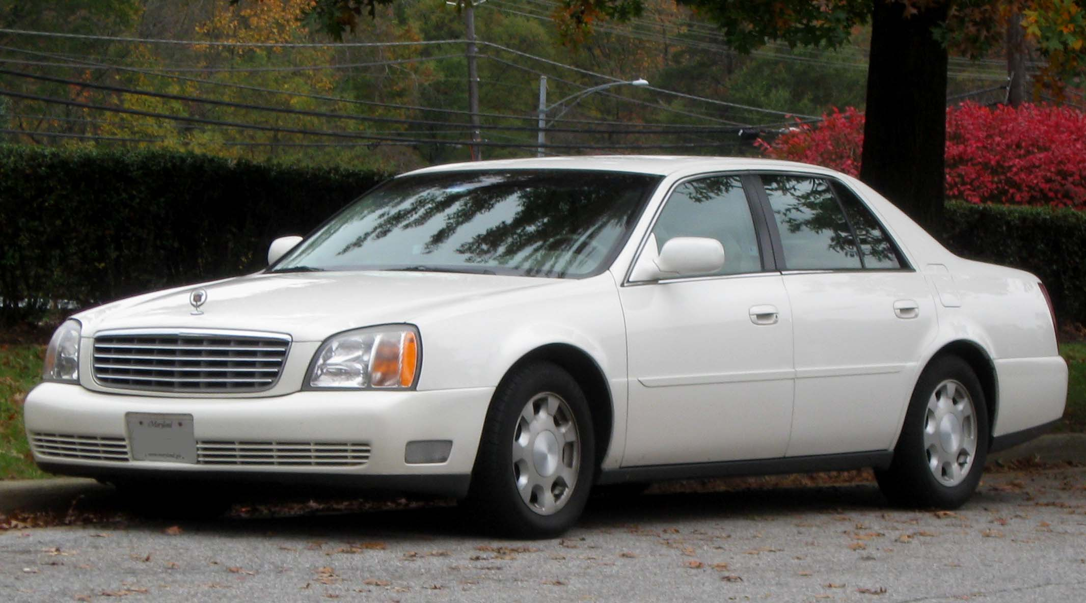 2005 Cadillac Deville Information And Photos Momentcar