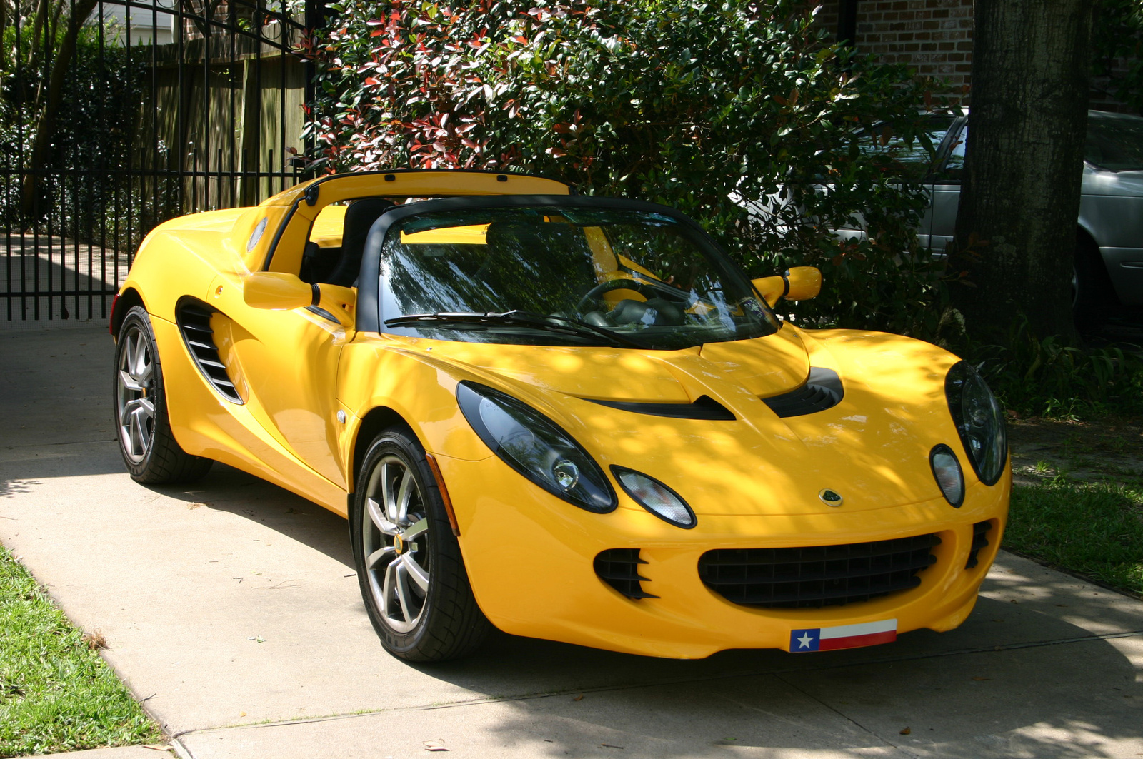 2005 lotus elise information and photos momentcar. Black Bedroom Furniture Sets. Home Design Ideas