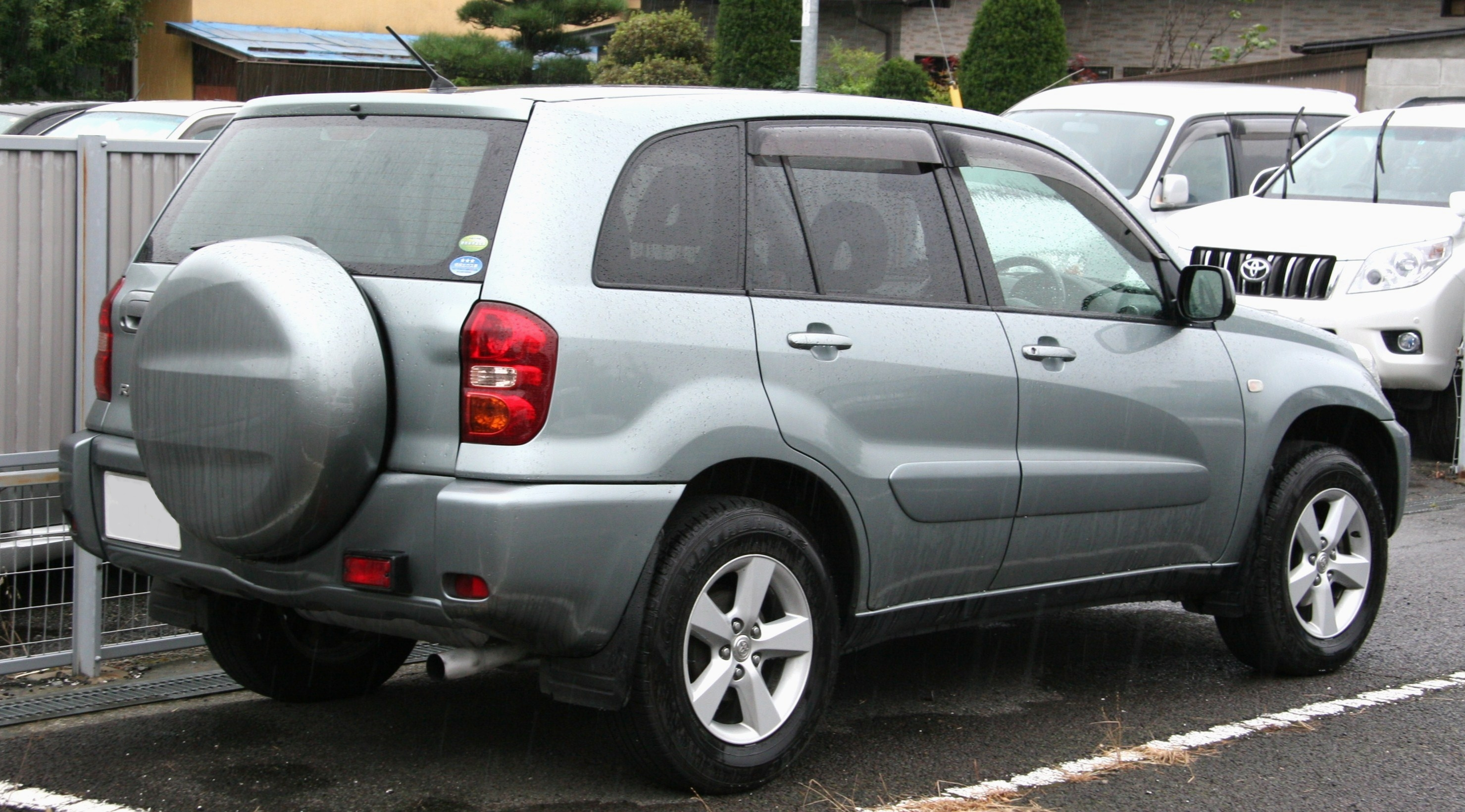 2005 Toyota Rav4 Information And Photos Momentcar