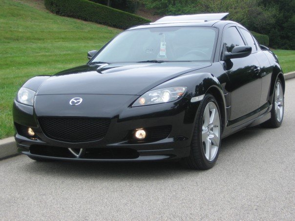 2005 mazda rx 8 information and photos momentcar. Black Bedroom Furniture Sets. Home Design Ideas