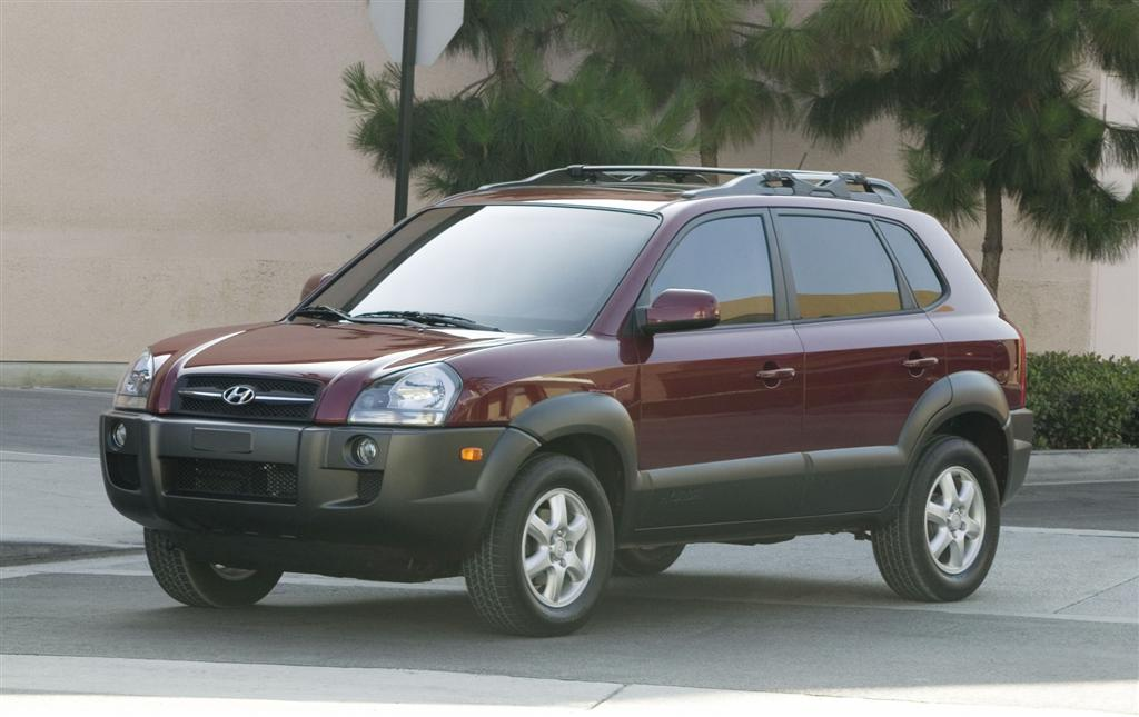 2005 hyundai tucson information and photos momentcar. Black Bedroom Furniture Sets. Home Design Ideas