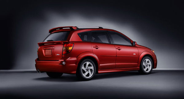 2005 Pontiac Vibe Information And Photos Momentcar