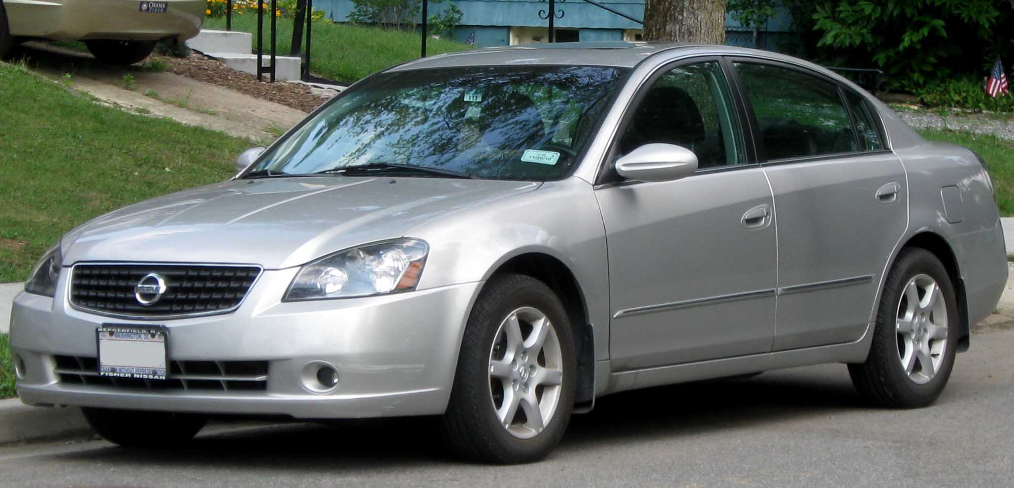 2006 Nissan Altima Information And Photos Momentcar