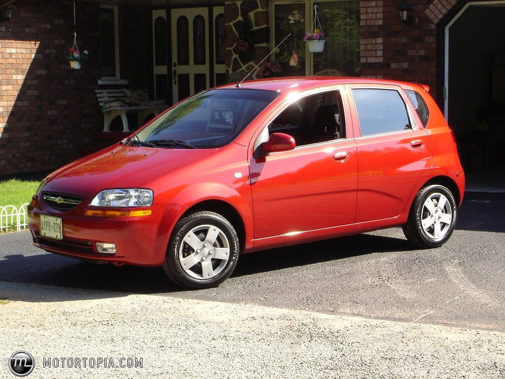 2006 chevrolet aveo information and photos momentcar. Black Bedroom Furniture Sets. Home Design Ideas