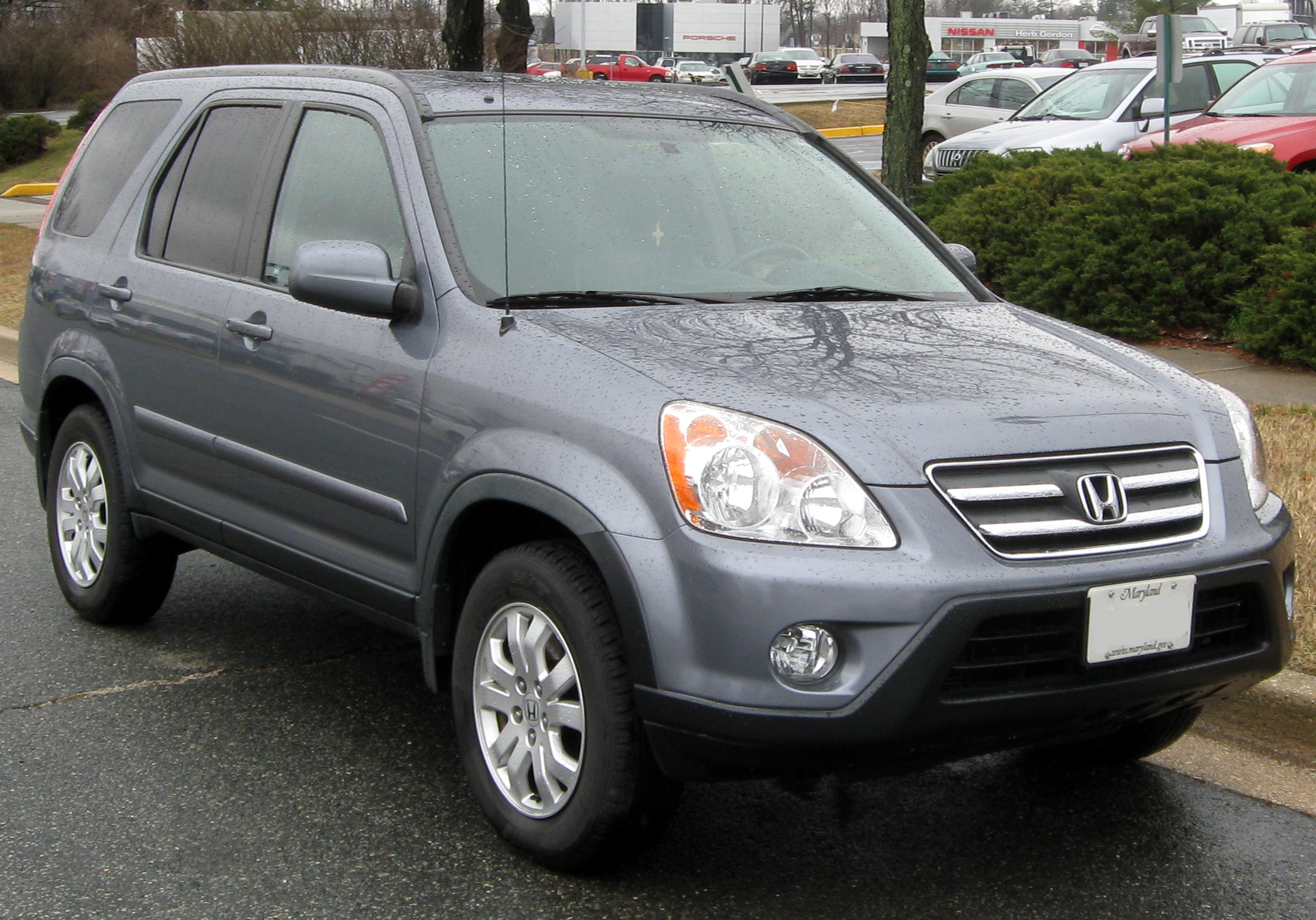 2006 Honda Cr V Information And Photos Momentcar