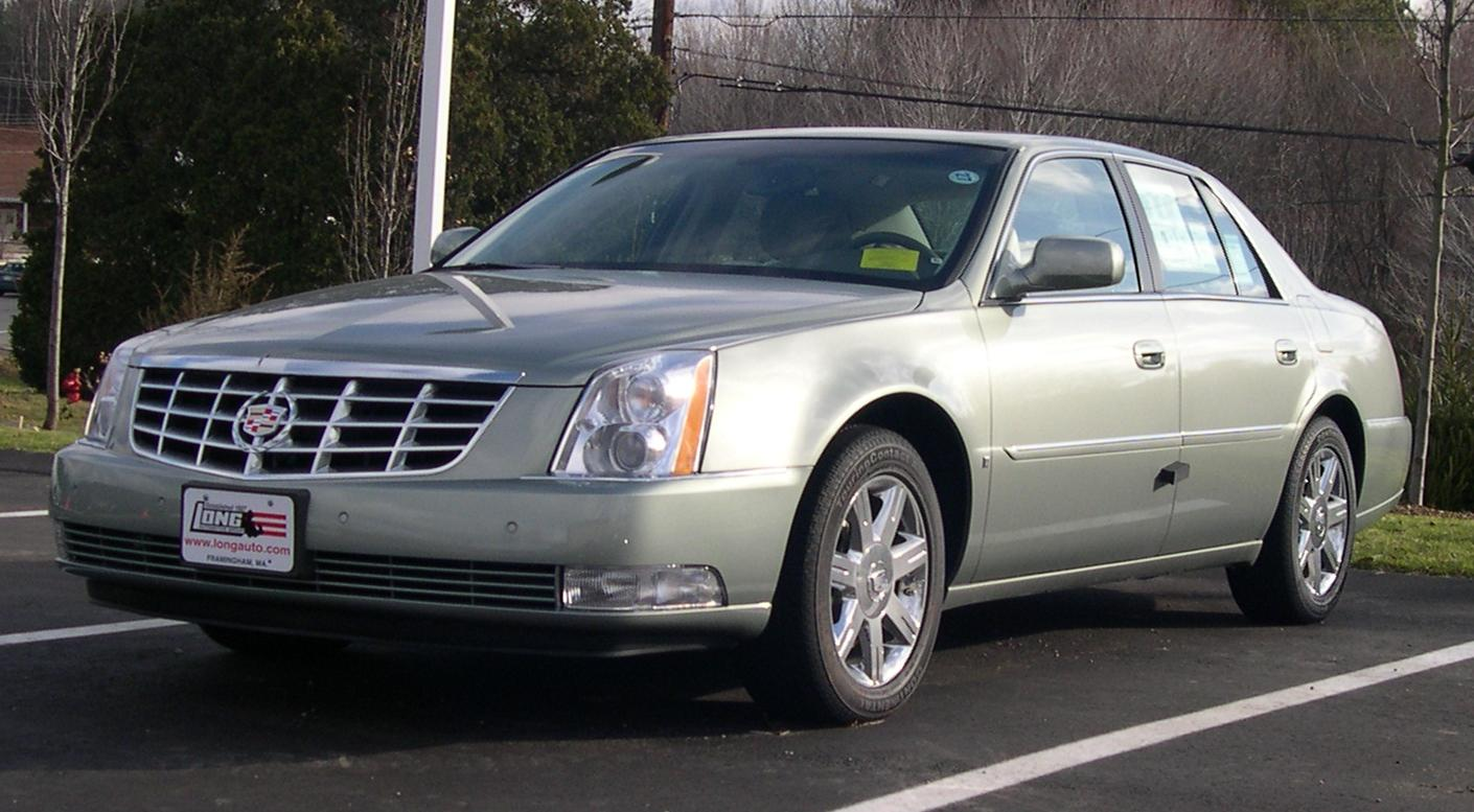 2006 Cadillac DTS - Information and photos - MOTcar