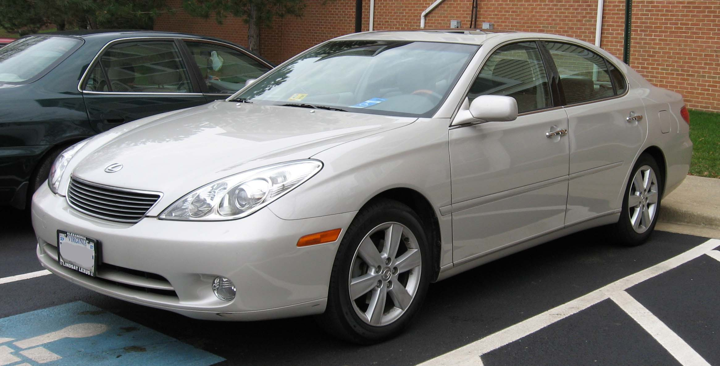 Es on 2002 Lexus Gs 300