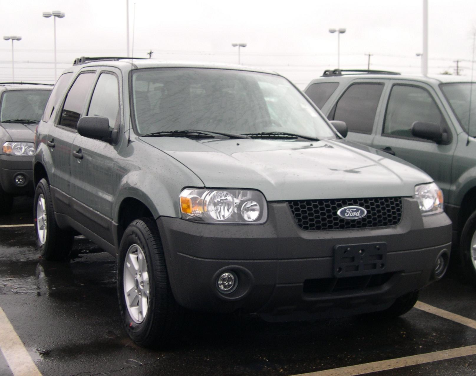 2006 Ford Escape  Information and photos  MOMENTcar