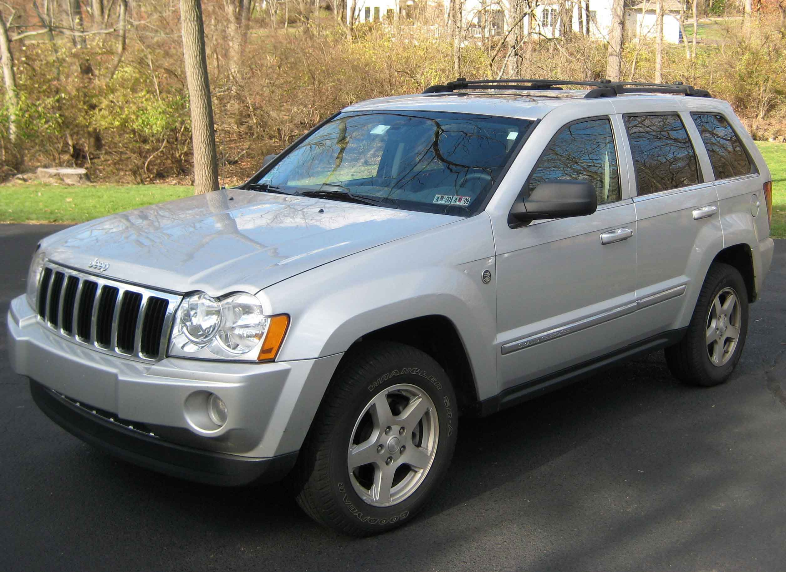 2006 jeep grand cherokee information and photos momentcar. Cars Review. Best American Auto & Cars Review