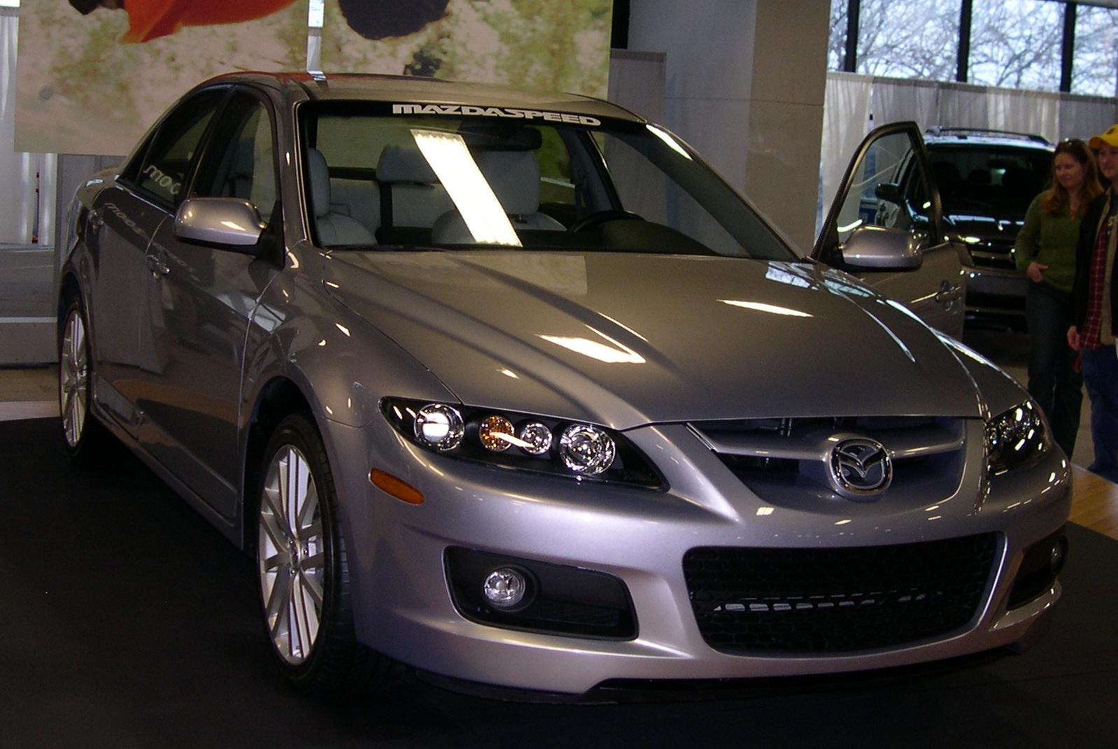 2006 Mazda Mazdaspeed Mazda6 Information And Photos