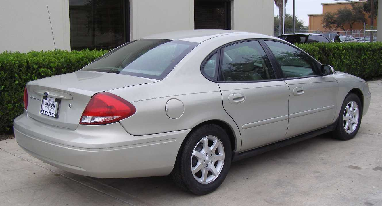 2006 Ford Taurus Information And Photos Momentcar