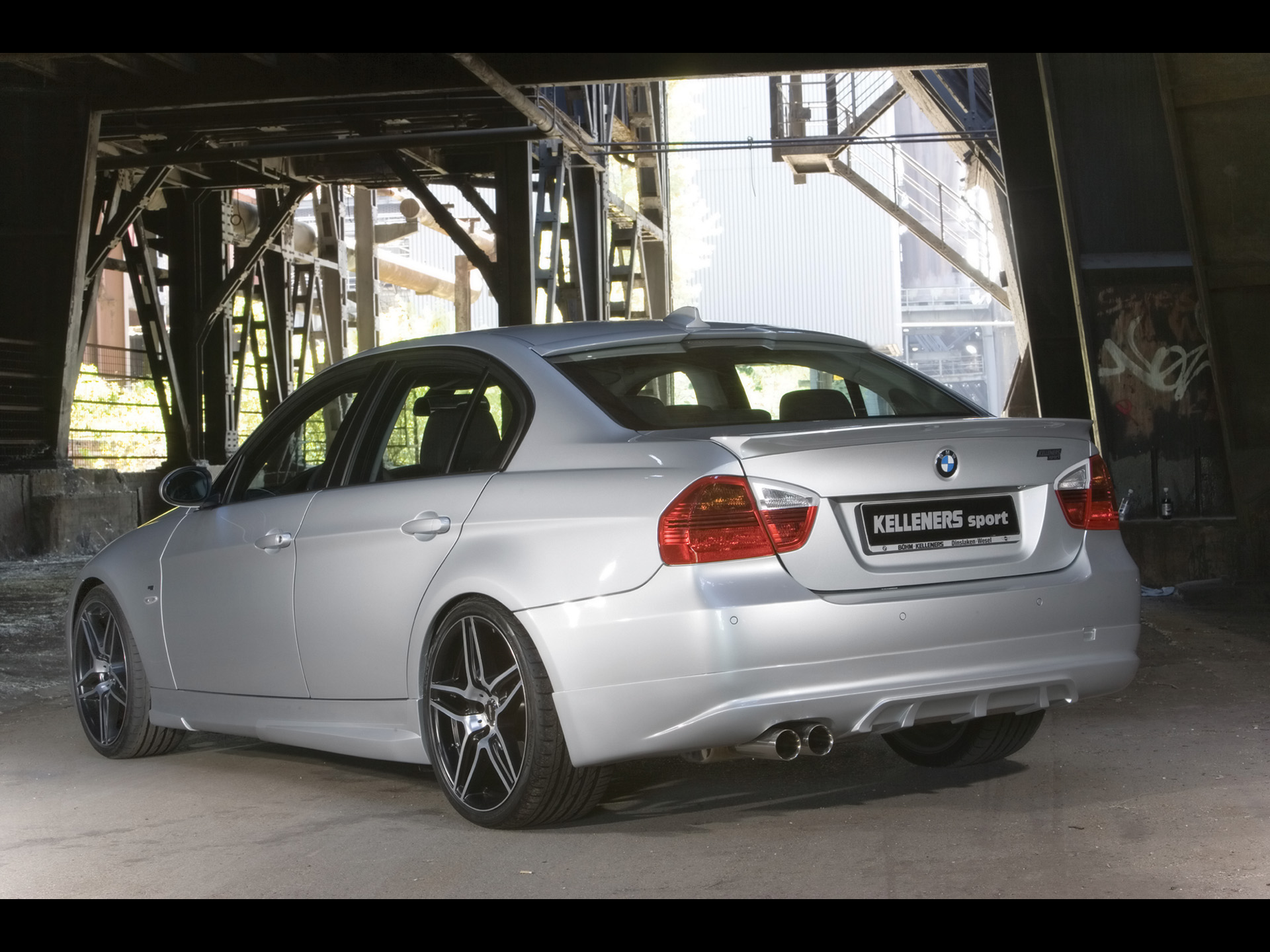 Hedendaags 2007 BMW 3 Series - Information and photos - MOMENTcar SN-11
