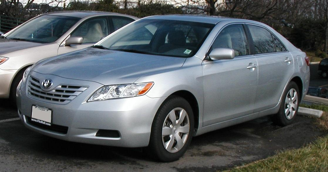 2007 toyota camry information and photos momentcar. Black Bedroom Furniture Sets. Home Design Ideas