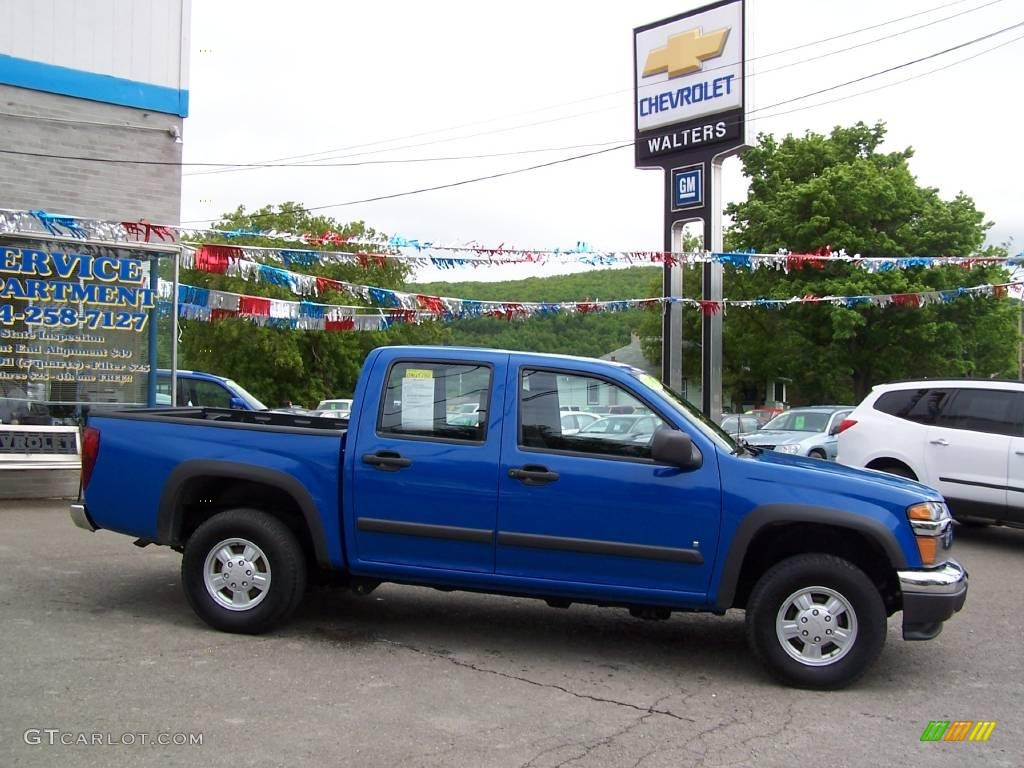 2007 chevrolet colorado - information and photos - momentcar