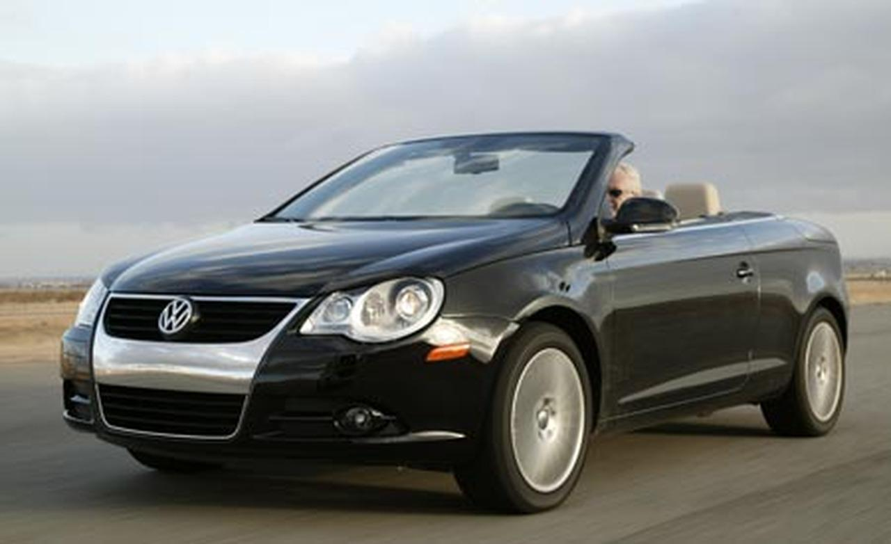 2007 volkswagen eos information and photos momentcar. Black Bedroom Furniture Sets. Home Design Ideas