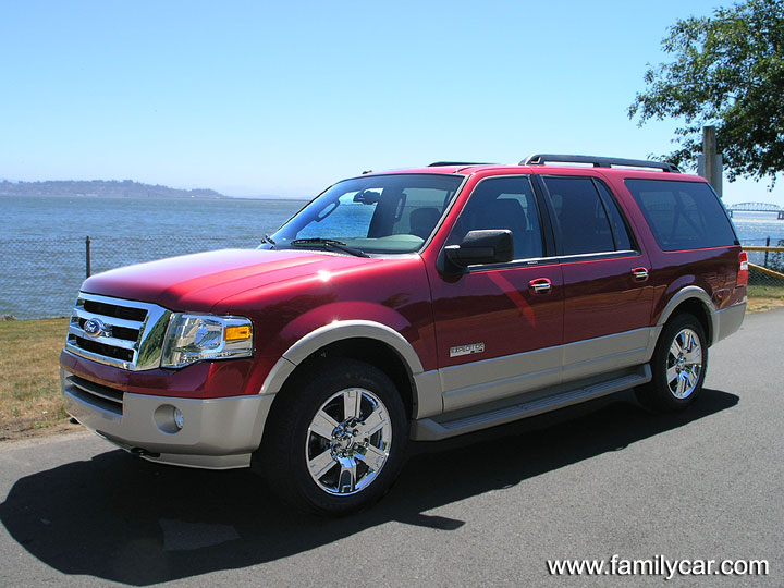 2007 Expedition #1