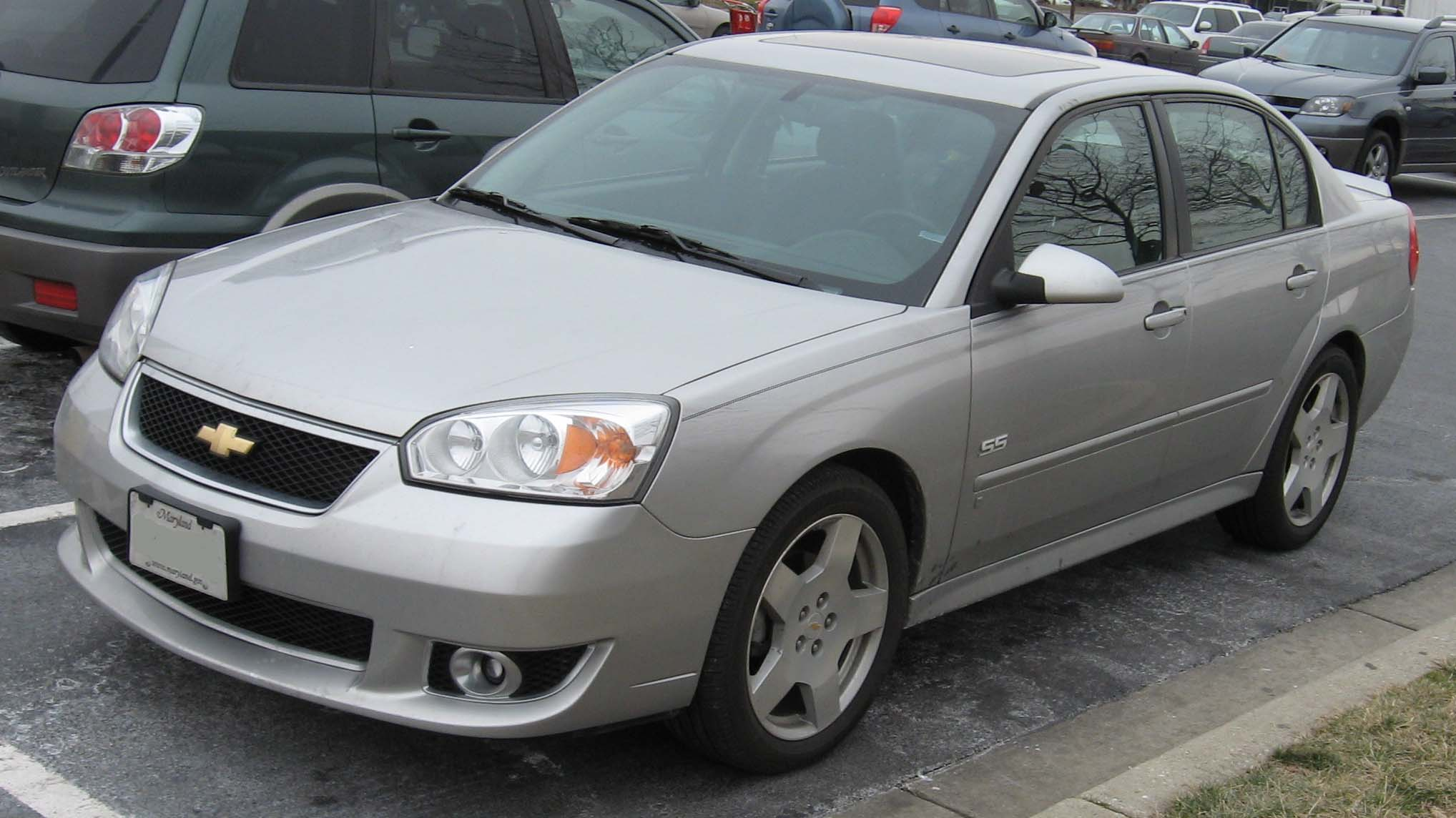 2007 Chevrolet Malibu Information And Photos Momentcar
