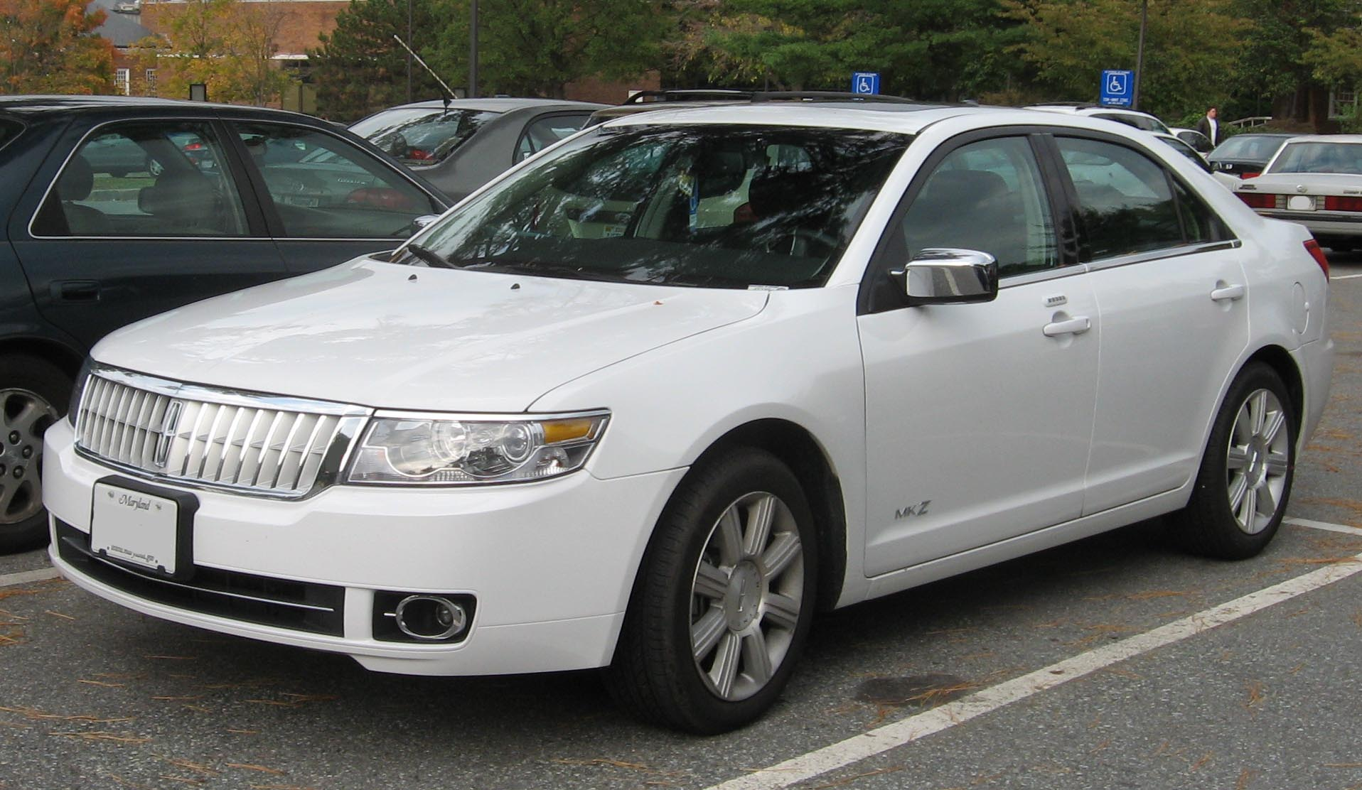 2007 lincoln mkz information and photos momentcar. Black Bedroom Furniture Sets. Home Design Ideas