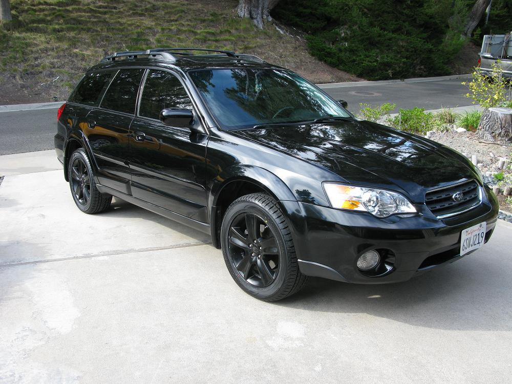 2007 Subaru Outback - Information And Photos