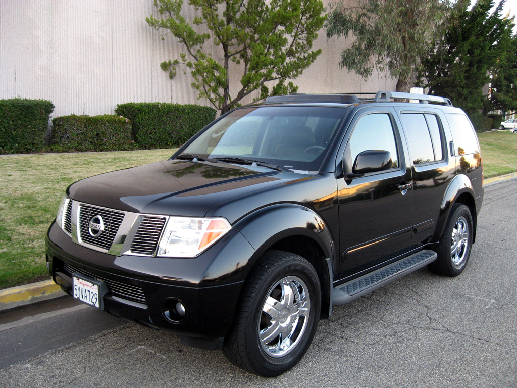 2007 nissan pathfinder information and photos momentcar. Black Bedroom Furniture Sets. Home Design Ideas