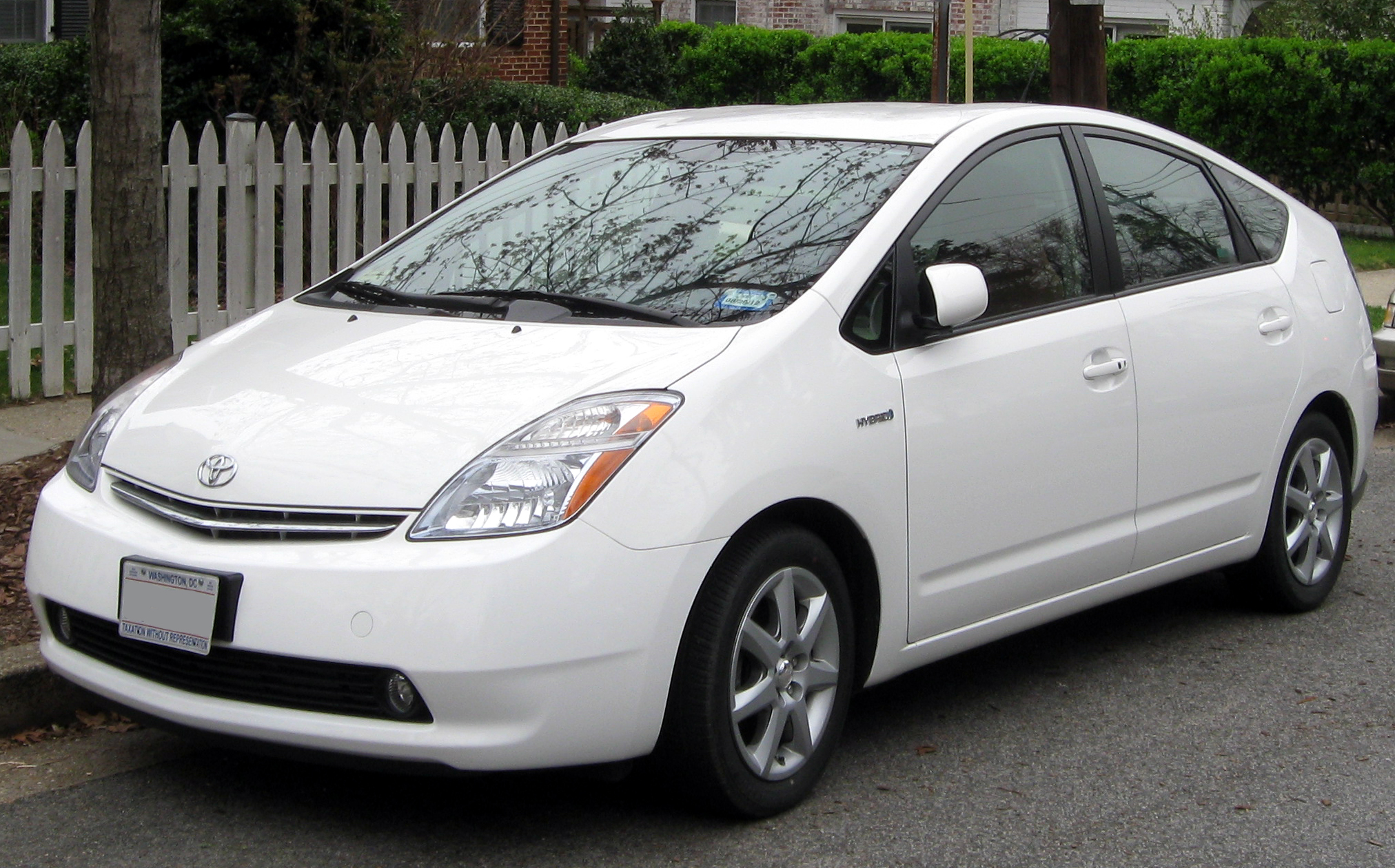 2007 Toyota Prius Information And Photos Momentcar
