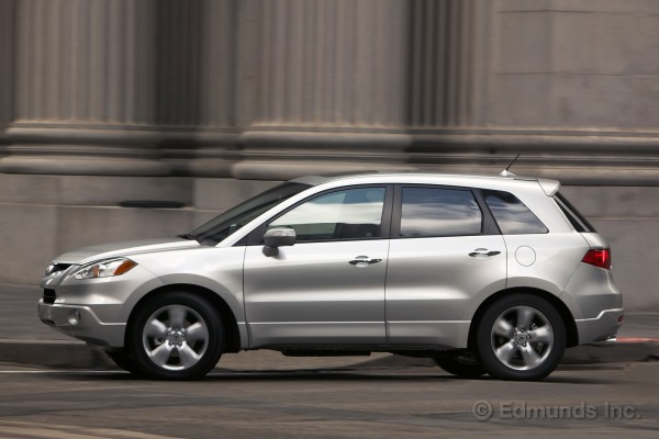 Acura RDX Information And Photos MOMENTcar - Acura 2007 rdx