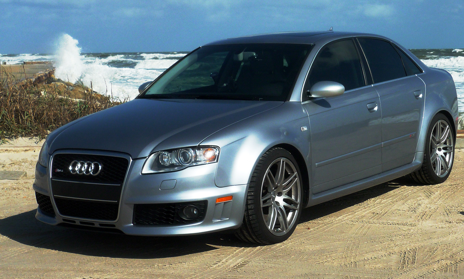 2007 audi rs 4 information and photos momentcar. Black Bedroom Furniture Sets. Home Design Ideas