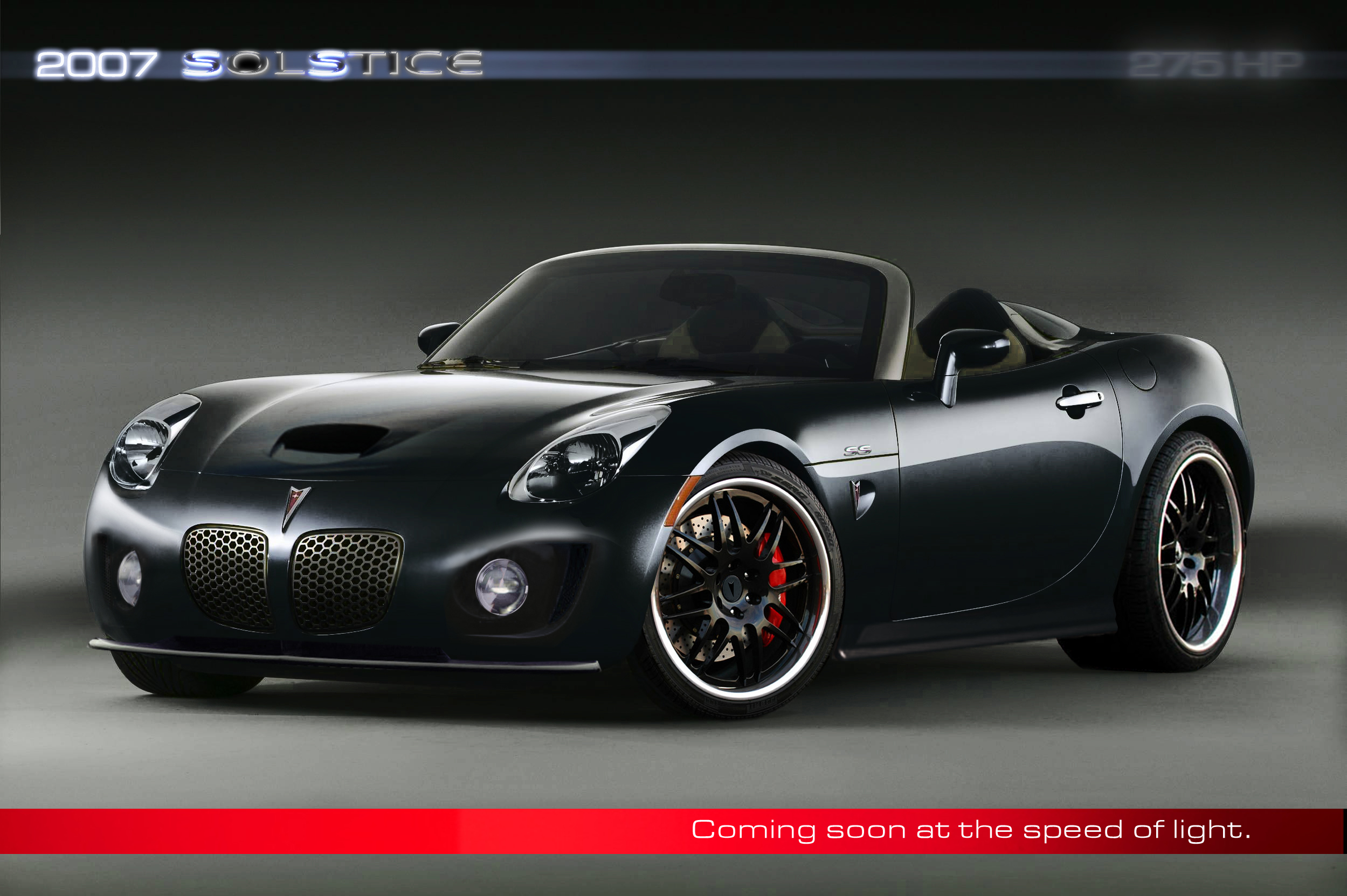 2007 Pontiac Solstice - Information and photos - MOMENTcar