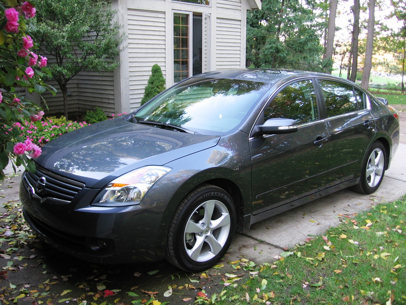 2008 Nissan Altima - Information and photos - MOMENTcar