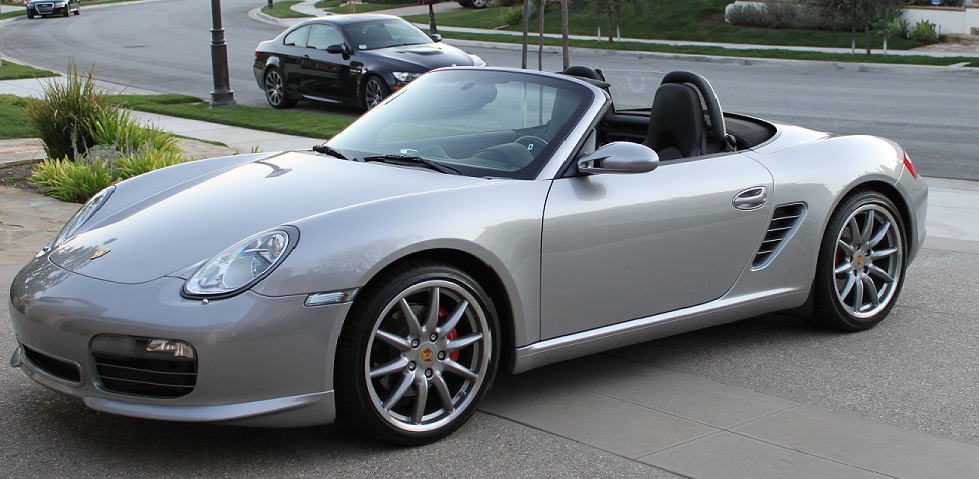 2008 Boxster #9