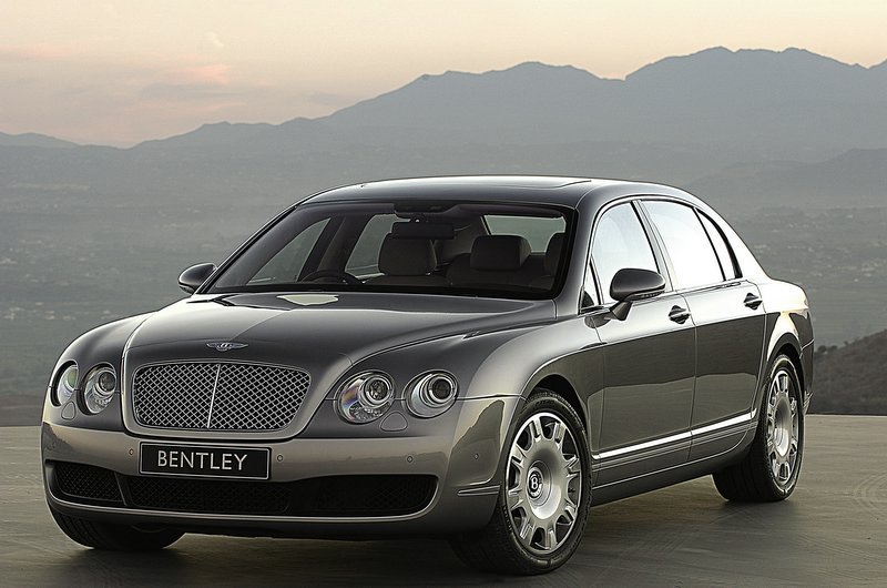 2008 Continental Flying Spur #12