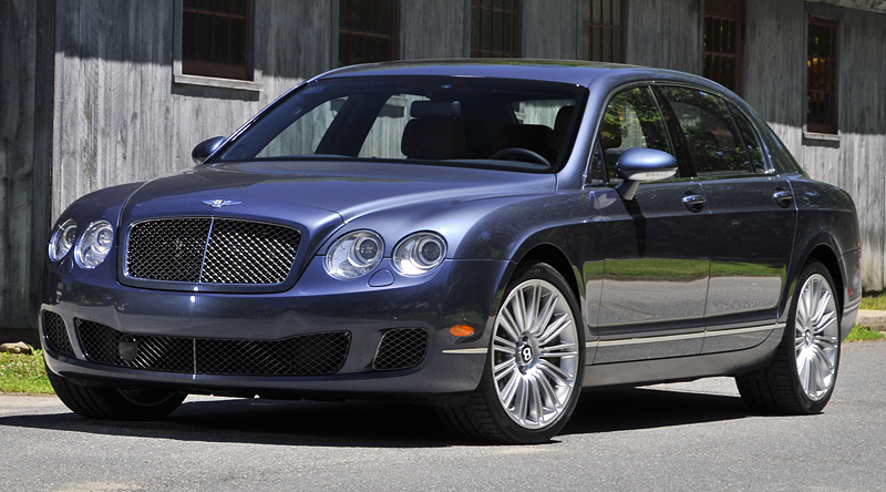 2008 Continental Flying Spur #13