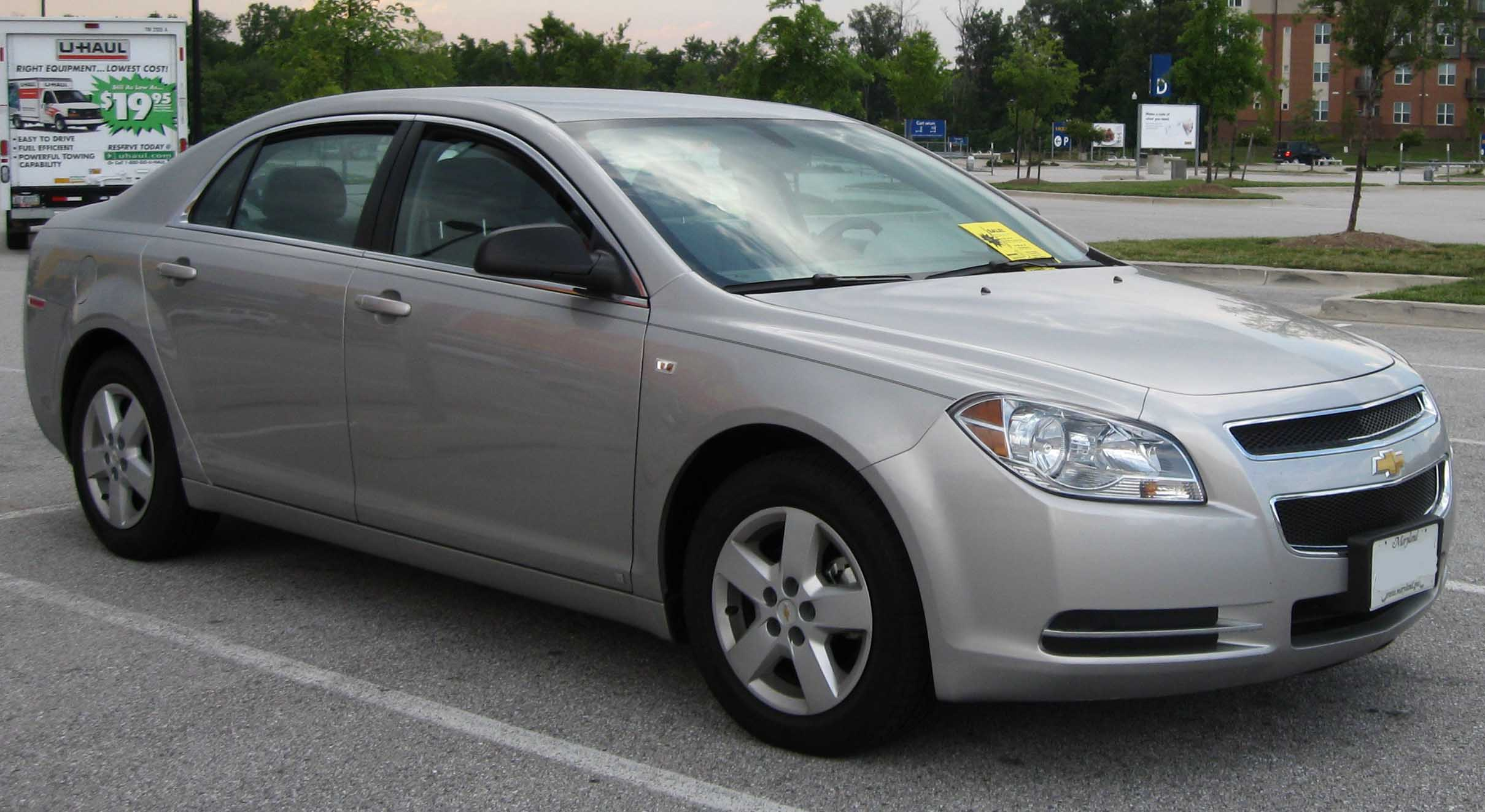 2008 Chevrolet Malibu Information And Photos Momentcar